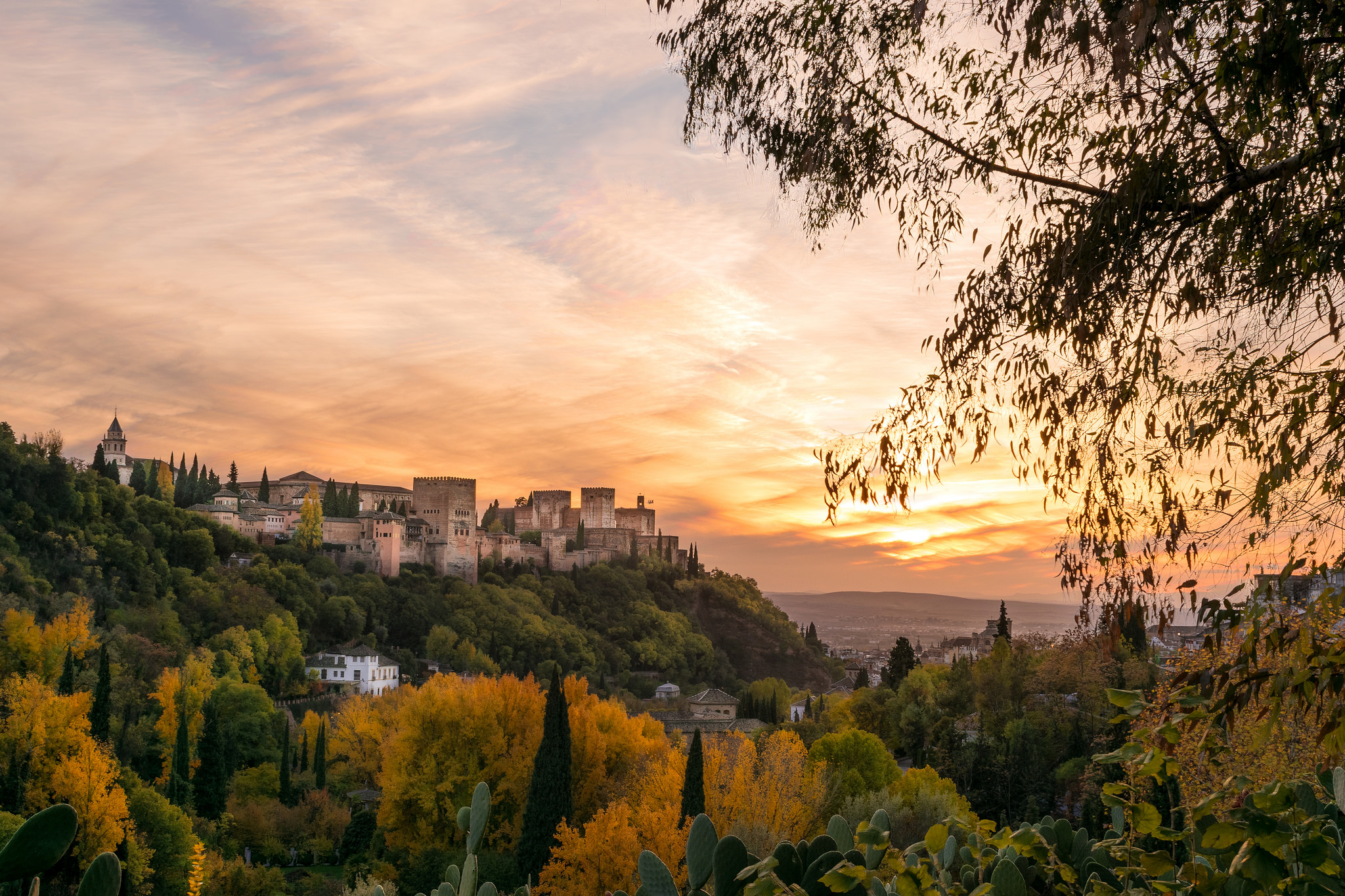 photo of alhambra granada spain